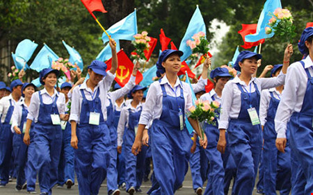 "Independent union was born ""only for the benefit of Vietnamese workers"""
