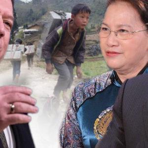 """Việt Nam: Chủ Nghĩa Xã Hội và tệ nạn """"buôn người"""""""