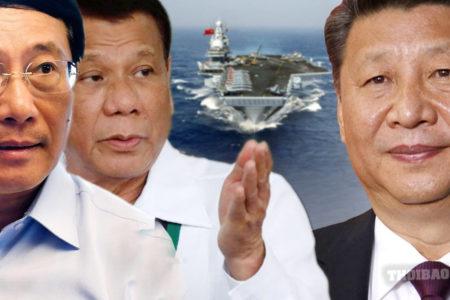 """ASEAN """"rắn mặt"""" với Trung Quốc – Mỹ đồng tình ủng hộ"""