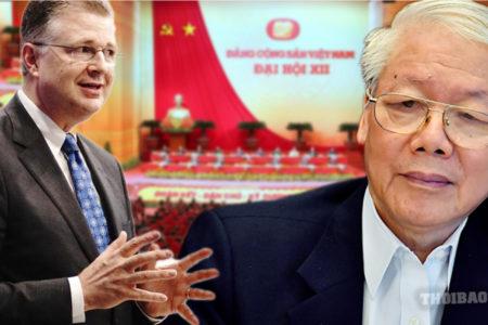 "Các đại sứ Mỹ ở ASEAN ""tổng tấn công"" Trung Quốc về Biển Đông"