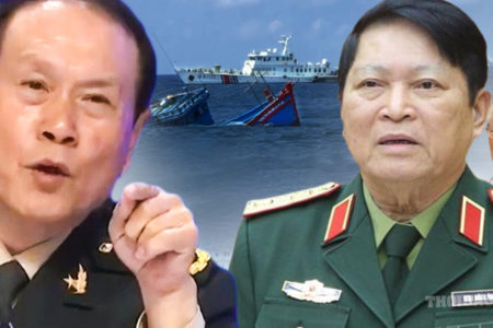 Biển Đông: Trung Quốc bắn đạn thật 'hỏa lực mạnh' uy hiếp Việt Nam?