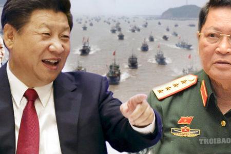 Biện pháp chống Trung Quốc bắt nạt nước khác trên Biển Đông