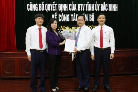 Social networks mocked: all clan members in Bac Ninh become state officials