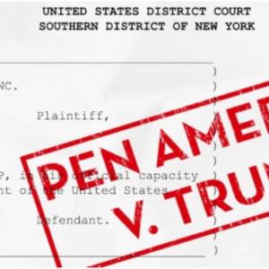 Vụ Văn bút Mỹ kiện TT Trump: Tòa án bác bỏ 4 trong số 6 cáo buộc của đơn kiện