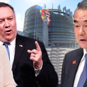 Mỹ và châu Âu bắt tay chống Trung Quốc
