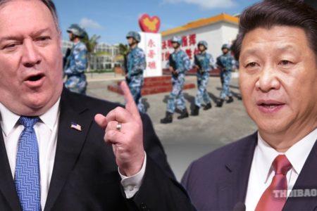 Biển Đông: Trung Quốc bội tín, vừa đấm vừa xoa