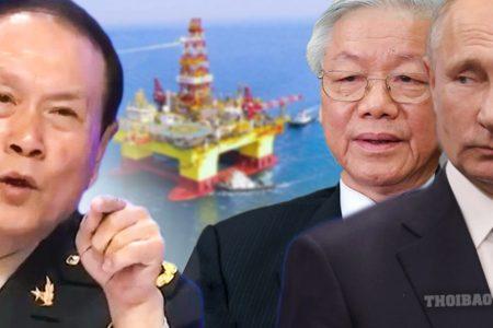 """Mất tỷ đô, hủy khoan dầu – Bộ Chính trị Việt Nam """"đầu hàng"""" TQ?"""
