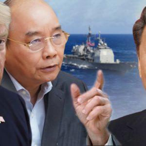 """Trung Quốc đe dọa """"Việt Nam sẽ trắng tay"""" nếu đu dây theo Mỹ"""