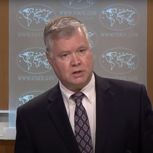 """Deputy Secretary Biegun: US and Vietnam """"frankly look into the past"""""""