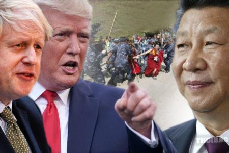 Cấm nhập cảnh, Khóa tài khoản – Mỹ ra tay trừng phạt quan chức Trung Quốc
