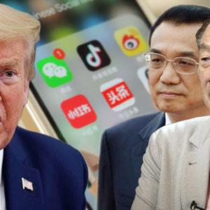 """Tổng thống Trump quyết """"quét sạch"""" ứng dụng Trung Quốc"""