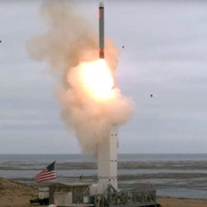 Trung Quốc trong tầm ngắm của tên lửa Mỹ