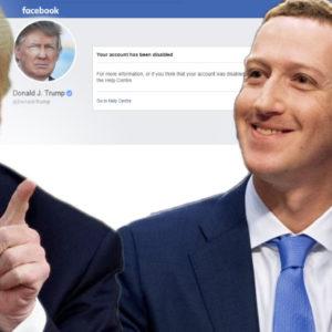 Trump bị Facebook, Twitter phạt