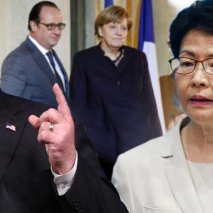 """Mỹ trừng phạt Hồng Kong – Trung Quốc """"hết cửa"""" trả đũa"""