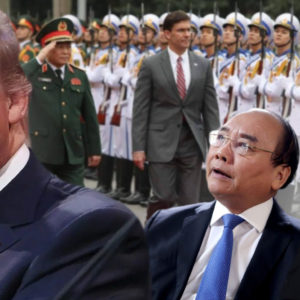 """Tổng thống Trump đổi giọng: Lãnh đạo Việt Nam từ """"tồi tệ"""" thành """"rất tốt"""""""