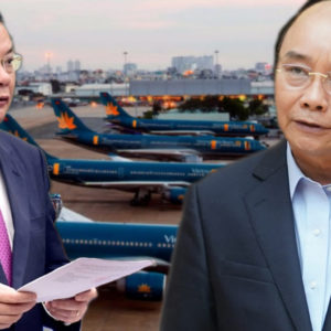 "Vietnam Airlines sắp ""hết tiền đổ xăng"""