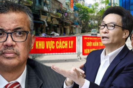 Thật hay giả – dữ liệu viêm phổi Vũ Hán đợt 2 tại Việt Nam