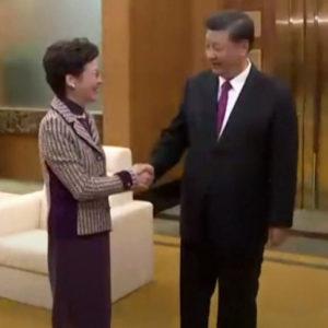 Mỹ đưa trưởng đặc khu Hồng Kong vào sổ đen – Hà Nội dè chừng
