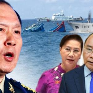 """""""Sức yếu"""" – Việt Nam """"dè chừng"""" với Trung Quốc ở Biển Đông"""