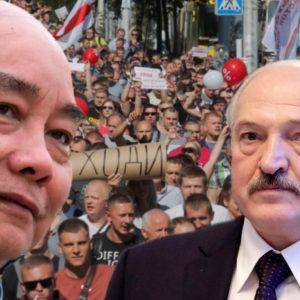 Belarus:  Lukachenko cố duy trì độc tài – Putin cam kết yểm trợ