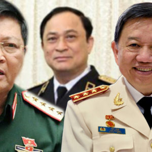 """Việt Nam: Tướng, Tá rủ nhau """"vào lò"""""""