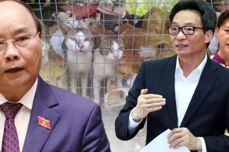 Ăn chó, mèo – Việt Nam nguy cơ thành Vũ Hán
