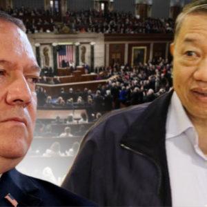 """Quan chức Việt Nam """"rụng rời"""" – Nghị sĩ Mỹ đề nghị trừng phạt"""
