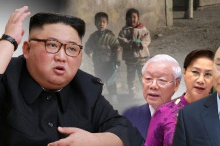 Bắc Triều Tiên: Mặc dân đói khát – Đảng vẫn chế tên lửa hạt nhân