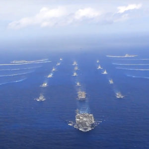 Fearing of China, Vietnam does not participate in RIMPAC, the world's biggest naval drill