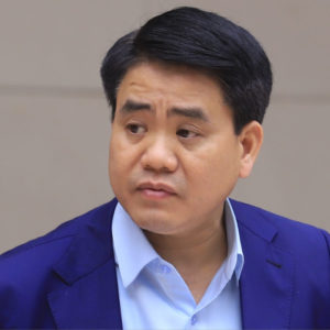 Explaining Nguyen Duc Chung case through Dong Tam case and General Secretary's annoyance