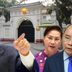 """Trung Quốc đe dọa lật đổ Cộng sản Việt Nam nếu """"ngả theo"""" Mỹ"""