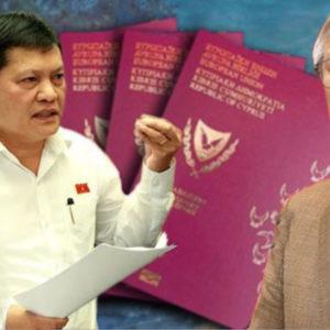 """Quan chức Đảng """"run sợ"""" – Truy tiếp 24 người Việt Nam có Quốc tịch Đảo Síp"""