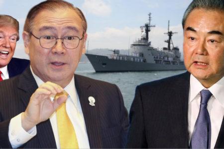 Ngoại trưởng Philippines đề nghị hủy hợp đồng với các công ty Trung Quốc bị Mỹ cấm vận