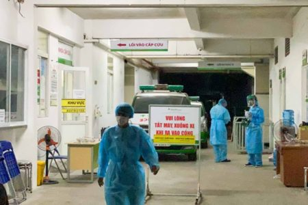Coronavirus in Danang: Rumors around American patient No. 449