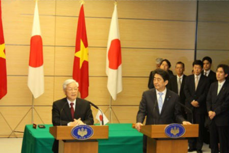 Japanese Prime Minister Shinzo Abe resigns due to his health, how are Vietnam's leaders?