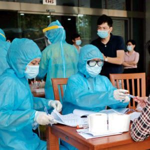 Covid-19 reoccurrence: Vietnam has more transparency  about disease information