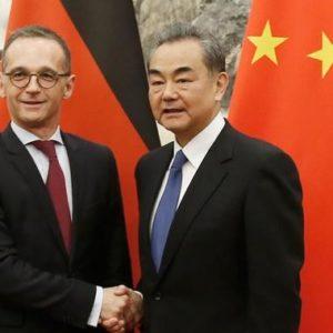 Tại sao ngoại trưởng Trung Quốc Vương Nghị đến Berlin là một chuyến thăm khó khăn?
