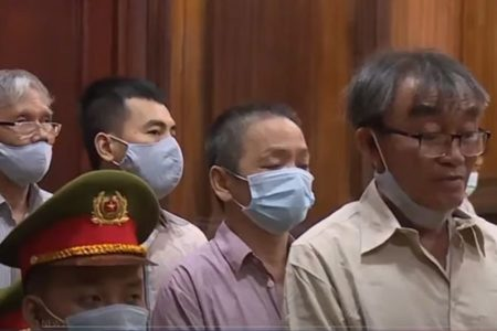 Police headquarters bomb blast: Nearly 200 years in prison for Viet Dynasty group