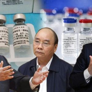 Thế giới lo ngại về vaccine của Nga và Trung Quốc – Việt Nam đặt về tiêm cho dân
