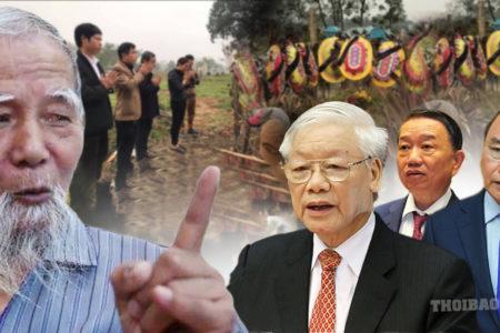 """Tô Lâm cùng """"Thảm án"""" Đồng Tâm – Nỗi đau cho dân tộc Việt Nam"""