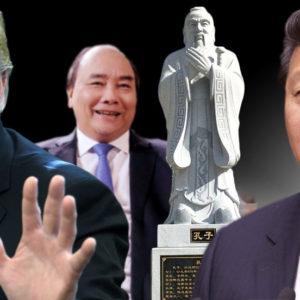 """Dẹp ổ gián điệp Trung Quốc – Mỹ """"đuổi sạch"""" Viện Khổng Tử"""