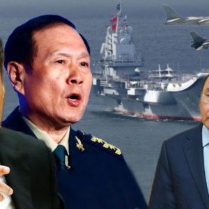 """""""Dằn mặt"""" Việt Nam và Asian – Trung Quốc đòi loại Mỹ trên Biển Đông"""