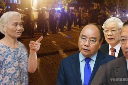 Thảm sát Đồng Tâm – sự cáo chung của Đảng Cộng sản Việt Nam