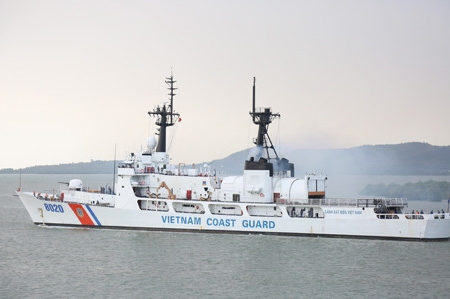 Vietnam buys Israel surveillance system to equip Coast Guard force