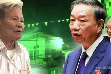 """Đồng Tâm: Theo ý Đảng – Tòa dứt khoát """"Trảm"""" Dân"""