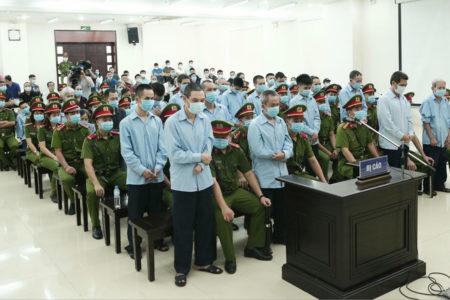 Tuyên bố của Mạng lưới Nhân quyền Việt Nam và Người Bảo vệ Nhân quyền về việc kết án dân oan Đồng Tâm