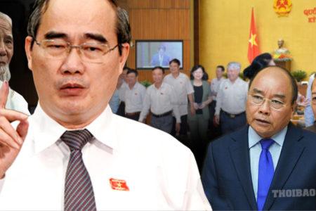 """Đảng """"mất sạch"""" sau vụ xử Đồng Tâm"""