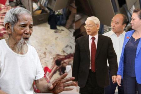 """Vụ Đồng Tâm: Bộ Chính trị chia rẽ – Trung ương Đảng """"rã rời"""""""