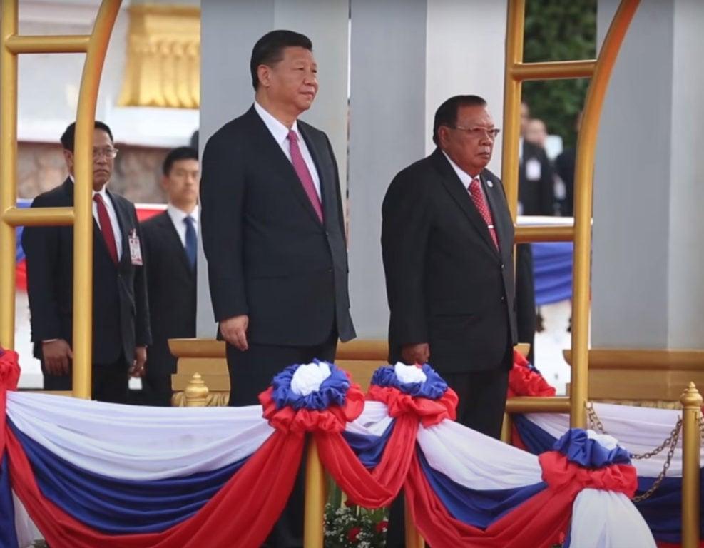 """Lào sập """"bẫy nợ"""" Trung Quốc – Cả nước túng quẫn - 2"""