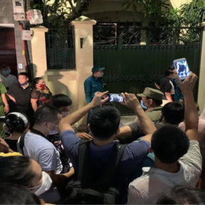 Has Nguyen Duc Chung disciplined because he dared to oppose the plan to attack Dong Tam?